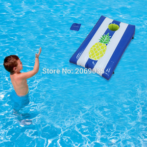 Floating Bean Bag Toss