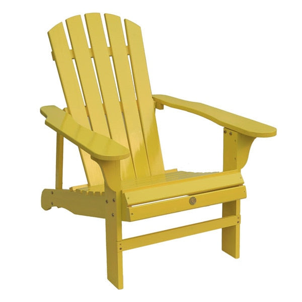 Foldable Wood Adirondack Chair for Patio, Yard, Deck, Garden Outdoor Furniture Classic Folding Adirondack Chair Lounge Colorful