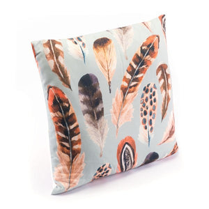Zuo Plumas One Pillow Multicolor