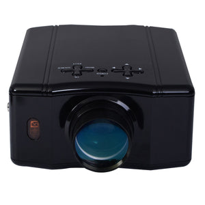 4000 Lumens Portable Home Theater Projector-AJLhomedecor.com