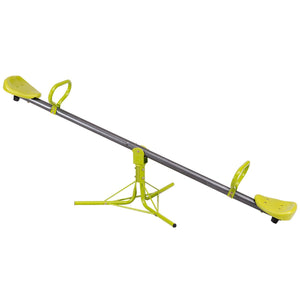 Outdoor 360 Degree Rotation Kids Seesaw