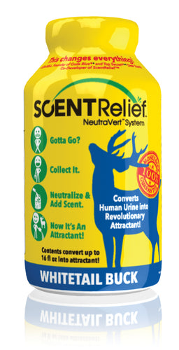 Scent Relief Whitetail Buck