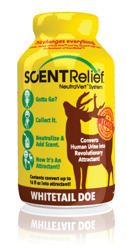 Scent Relief Whitetail Doe