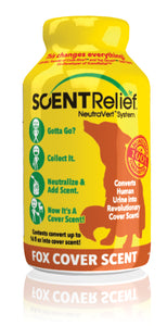 Scent Relief Fox Cover Scent