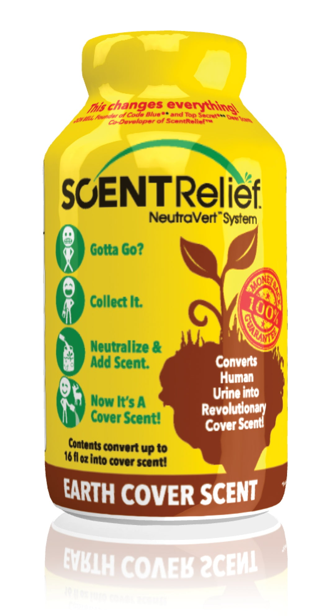 Scent Relief Earth Cover Scent