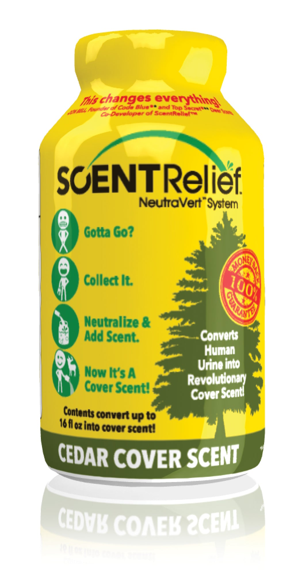 Scent Relief Cedar Cover Scent