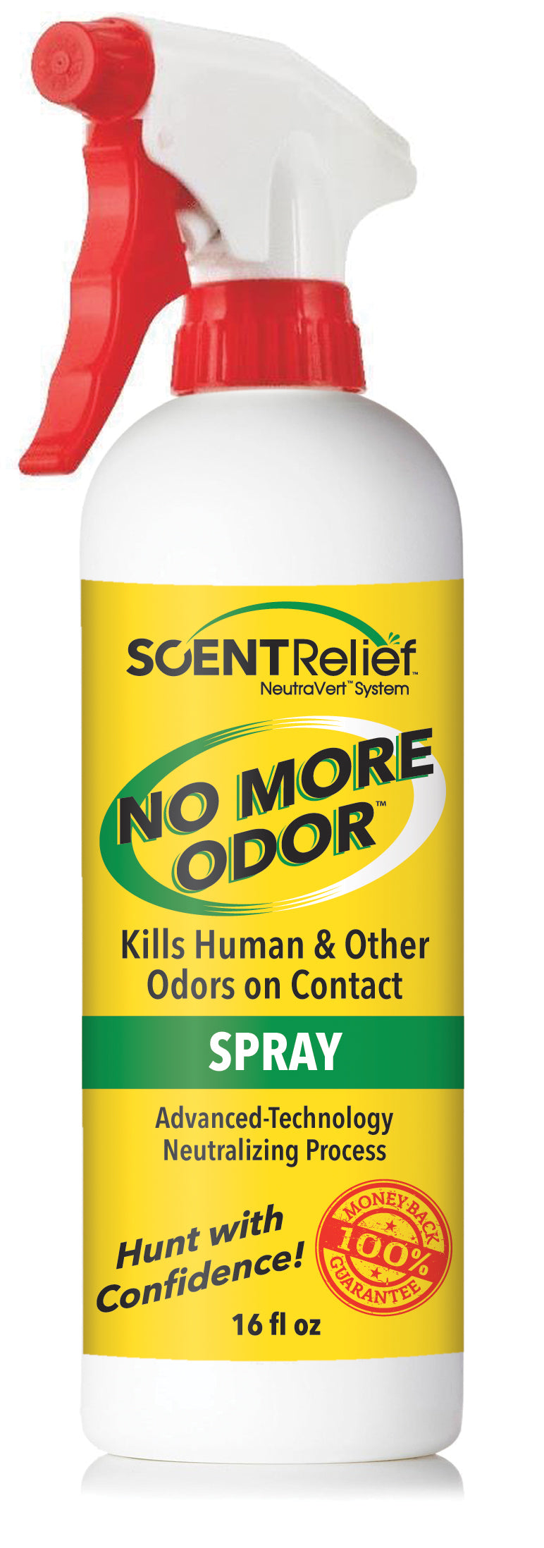 Scent Relief Odor Elimination Spray