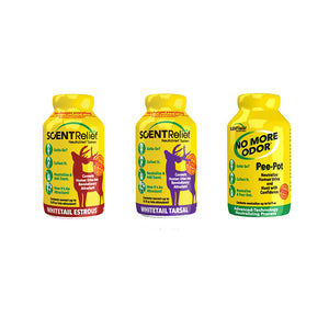 Scent Relief Attractant/Pee Pot Bundle
