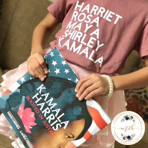 Harriet Rosa Maya Shirley Kamala T Shirt