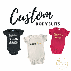 Joliyah Designs Custom Bodysuit