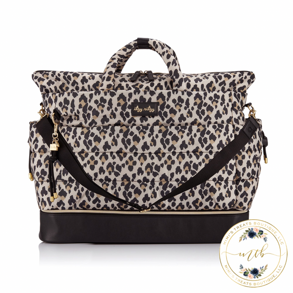 Itzy Ritzy Dream Weekender Diaper Bag