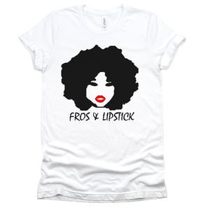 """Fros and Lipstick"" Tee"