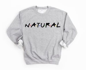 """Natural"" Sweatshirt"