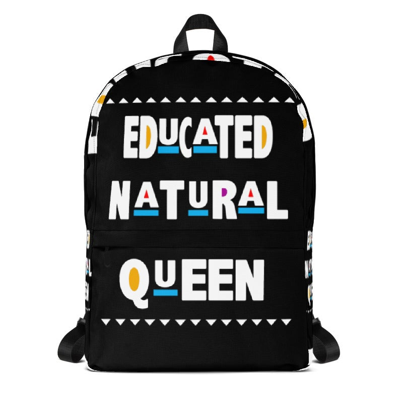 Educated Natural Queen Backpack