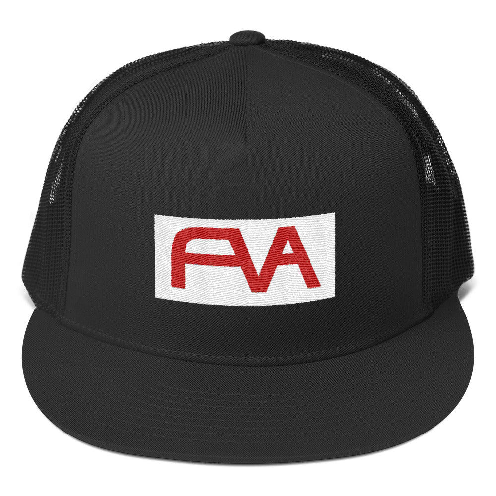 Fearless Video Trucker Bang Cap