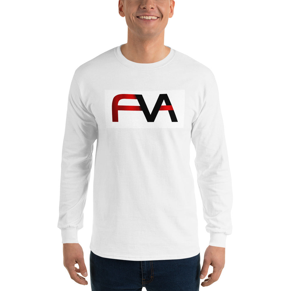 Fearless Long Sleeve Comfortable T-Shirt
