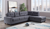 James Black Sectional happy