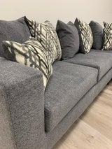 110 - Steel Sectional **NEW ARRIVAL** happy