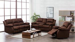 20200 Brown Living room set