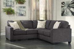 Ashley 166 Charcoal * Sofa Only*