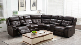 Jacob  Sectional Recliner