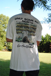 East Coast Waterfowl Tee - Only Some Fly North