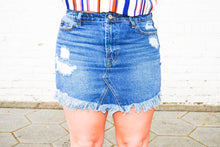 Kancan Denim Skirt