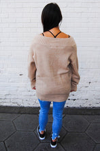 Leave It All Behind Sweater