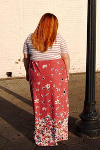 No Comparison Maxi Dress
