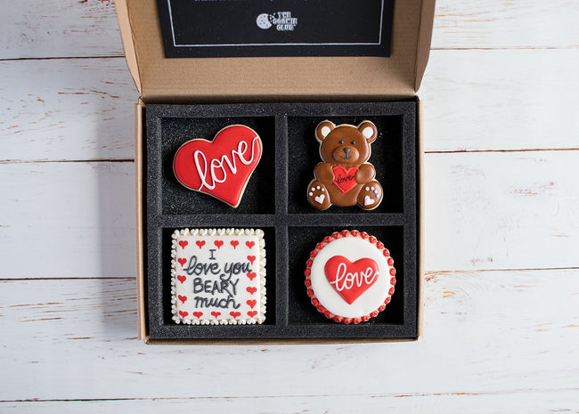 Bear-Y Lovable Biscuit Gift Box