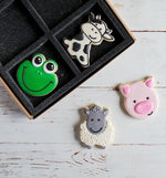 Cute Critters Biscuit Gift Box