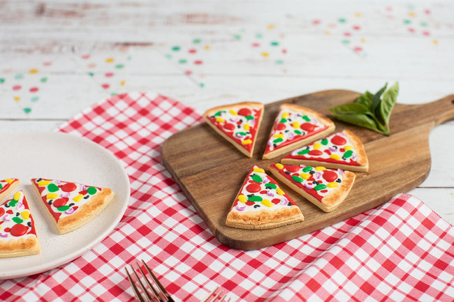Its A Pizza Party! Biscuit Gift Box