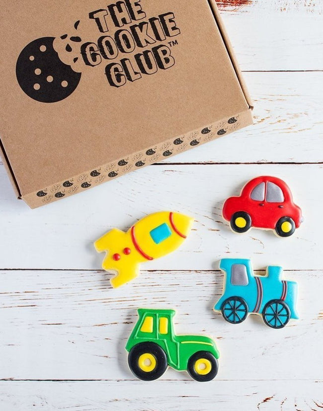 Mad For Movers Biscuit Gift Box
