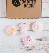 Precious Pink Baby Biscuit Gift Box