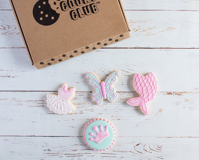 Princess Fantasy Biscuit Gift Box