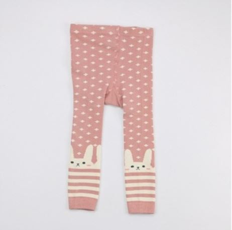Combed Cotton Bunny Legging