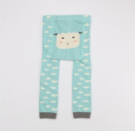 Combed Cotton Sheep Legging