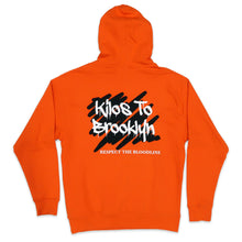 Load image into Gallery viewer, Kilos To Brooklyn Bloodline Hoodie