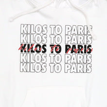 Load image into Gallery viewer, Bloodline Kilos To Paris Hoodie