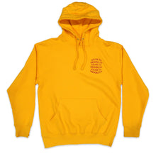 Load image into Gallery viewer, Kilos To Brooklyn Hoodie in Yellow