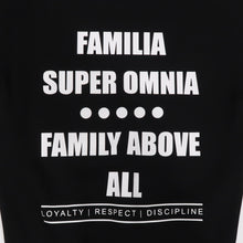 Load image into Gallery viewer, Familia Sweater in Black and White