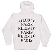 Load image into Gallery viewer, Kilos Hoodie in White