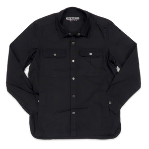 Kilos To Paris Black Denim Jacket