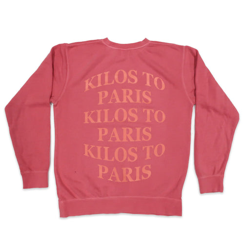 Kilos Sweater in Melon