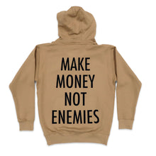 Load image into Gallery viewer, Nava Money Hoodie in Khaki and Black