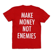 Load image into Gallery viewer, Nava Money Tee in Red and White