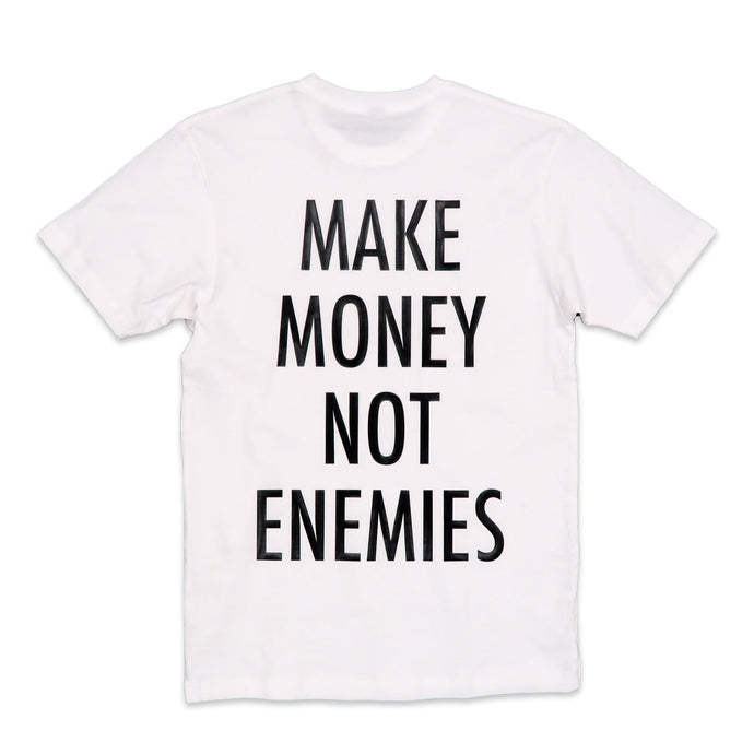 Nava Money Tee in Black and White