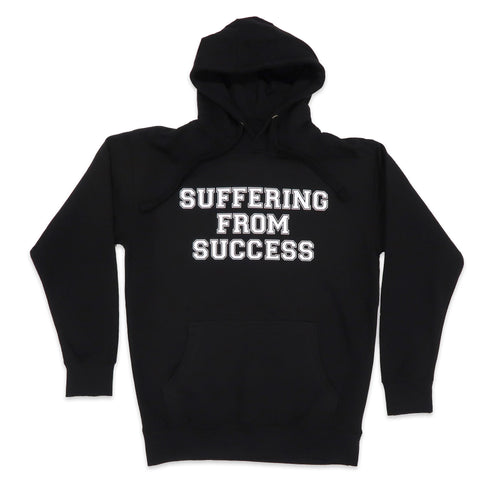 Suffering From Success Hoodie in Black and White