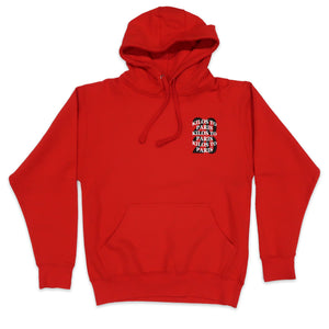 Survived 2020 Hoodie in Red