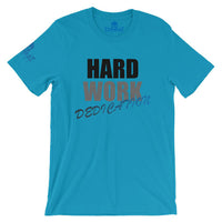 Combat Legend Hard Work Dedication T-Shirt 1